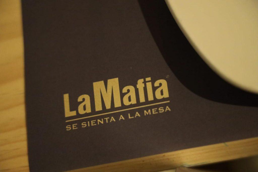 1 3 Infinitia en La Mafia se sienta a la mesa y Cámara de Comercio de Zaragoza