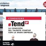 Infinitia selecionada como finalista en la próxima edición de TendUpZGZ