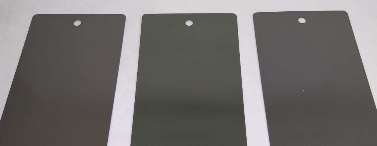 Caracterización de pinturas de alta reflectancia para superficies que favorecen el ahorro energético