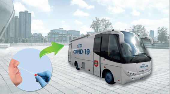 "Infinitia se ""sube"" al bus de las PCR"