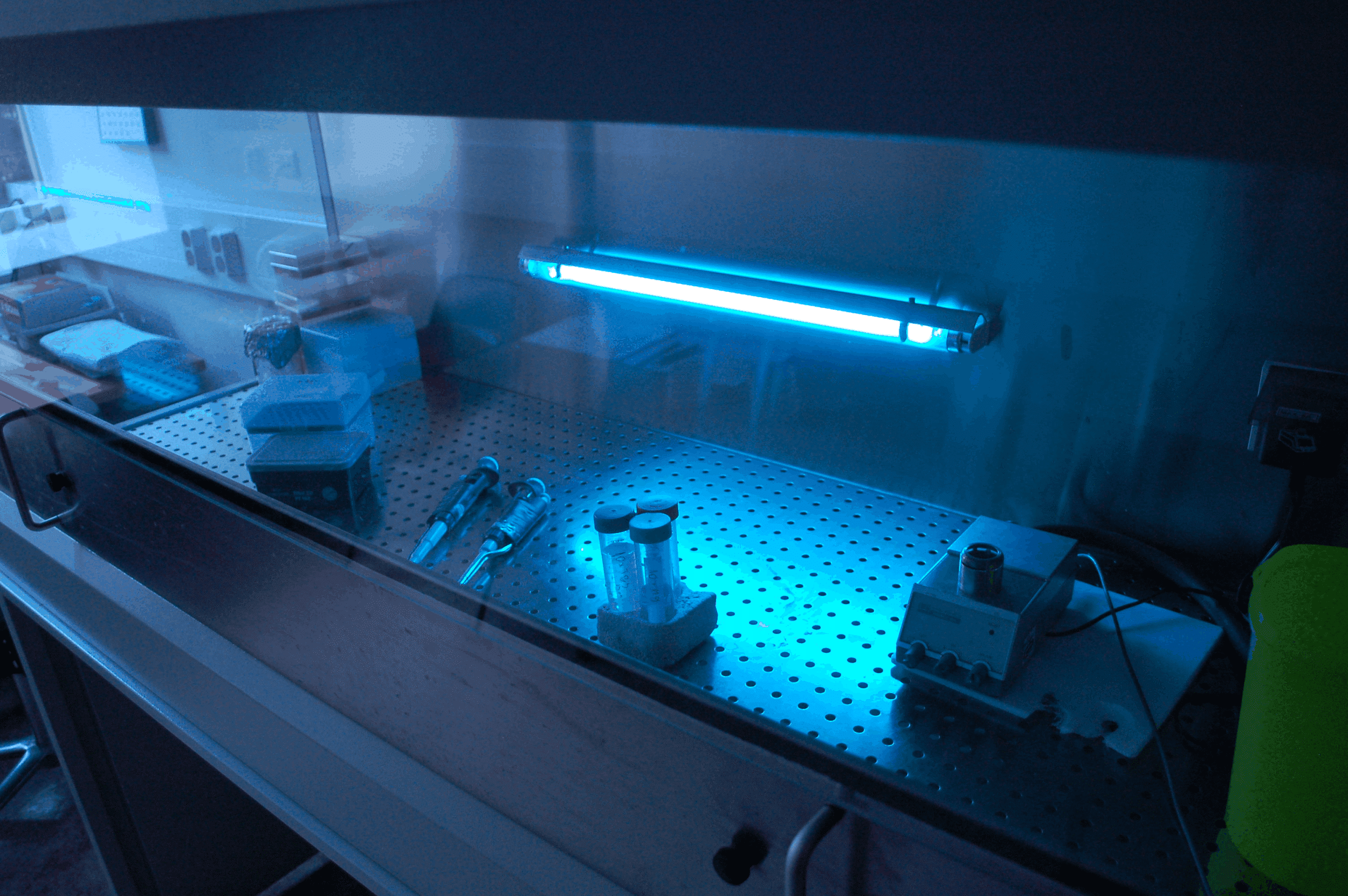 Optimization of ultraviolet light devices for air disinfection