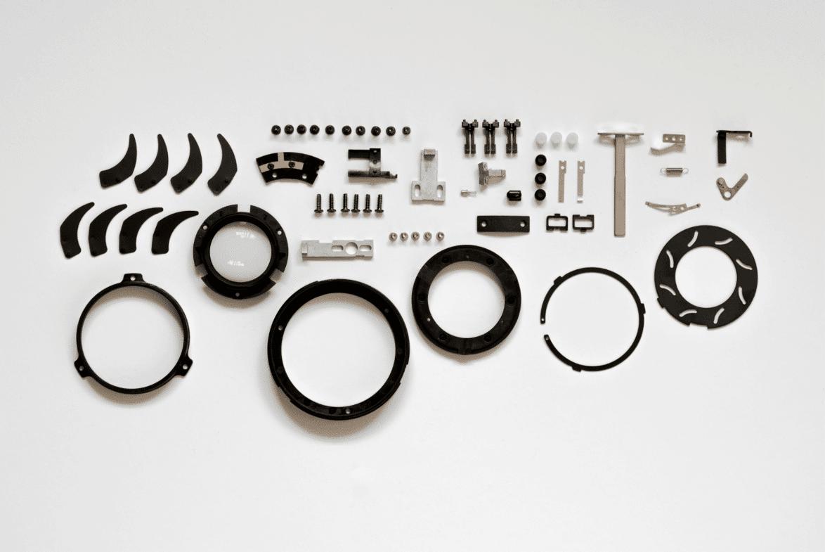Rediseño de componentes de plástico para su fabricación e industrialización