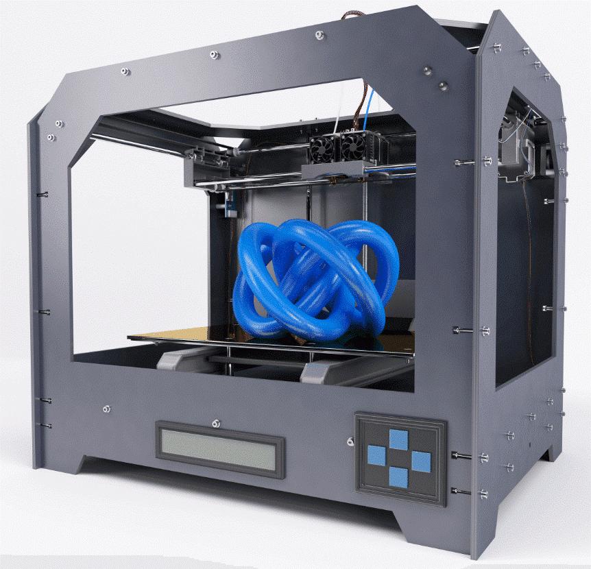 Impresión 3D metales mediante tecnología Binder Jetting