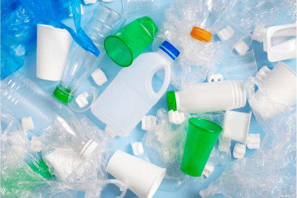 tipos plasticos Materiales plásticos: Tipos, composición y usos