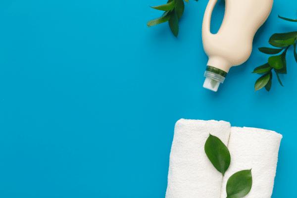 botella de detergente bioplastico