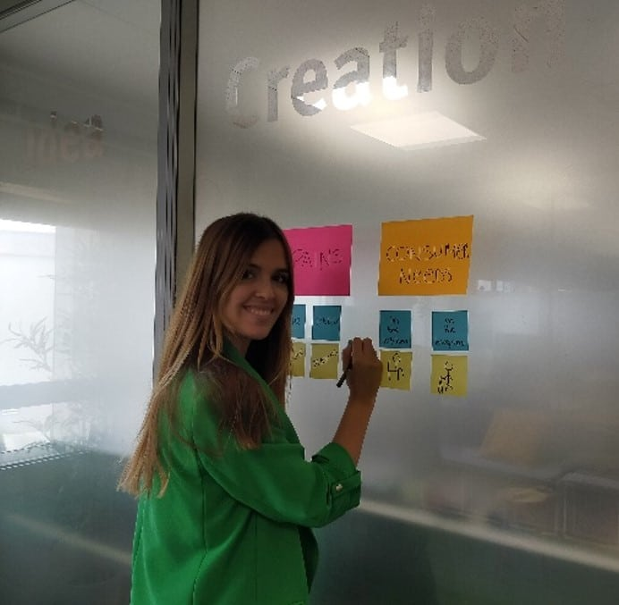 Paola Pequerul, una visión proactiva y global de la Ingeniería de Diseño
